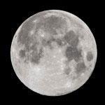 満月を洒落た感じで撮る方法と普通にうまく撮る方法【カメラ設定】