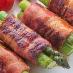 【簡単料理レシピ】たまに無性に食べたくなるアスパラベーコン巻き【カメラ設定・ライティング】
