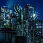 川崎工場夜景画像のレンズ別作例集