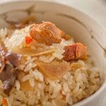 【簡単料理レシピ】京都雲月のとり五目ご飯をご家庭で!の巻