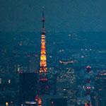 東京スカイツリーの展望台から望む究極大パノラマ画像をキレイに撮る方法 【夜景もアリマス】