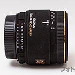 SIGMA 単焦点マクロレンズ MACRO 50mm F2.8 EX DGレビュー