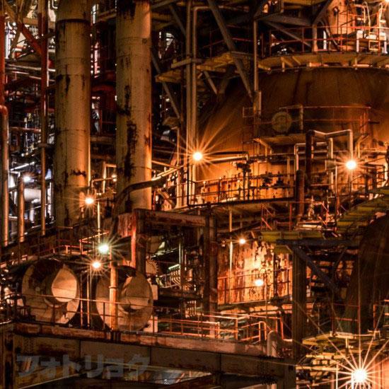 工場の細部