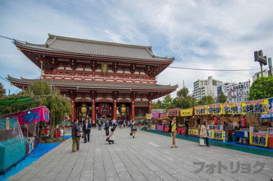 浅草宝蔵門