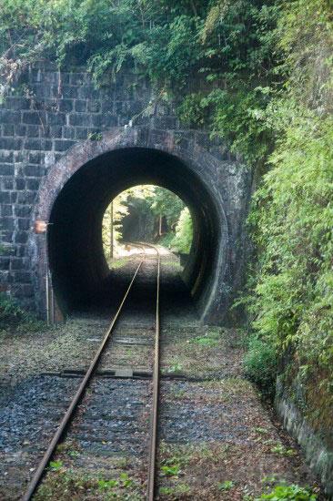わたらせ渓谷トンネル