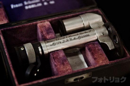 SIGMA 単焦点マクロレンズ MACRO 50mm F2.8 EX DGで撮影した装置