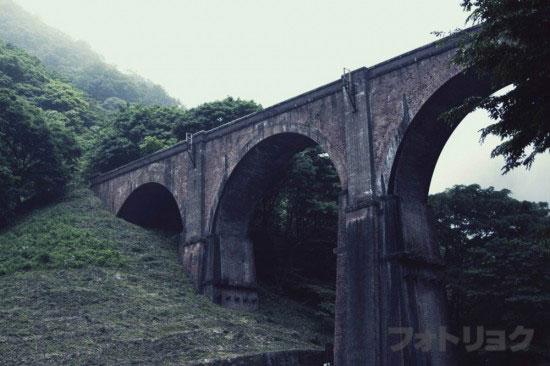 碓氷峠めがね橋