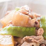 クックドゥーで豚バラ大根を簡単に作るレシピ