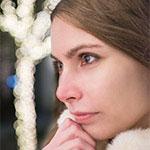 丸の内イルミネーションでロシア美人モデルさんを撮影してきました(`・ω・´)ゞ