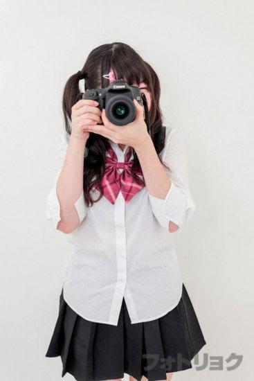 カメラの持ち方横