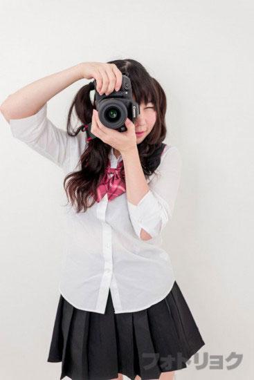 カメラの持ち方縦