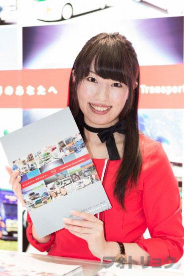 東京モーターショーコンパニオン17