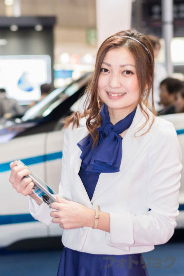 東京モーターショーコンパニオン29