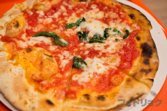 ナポリスピザ