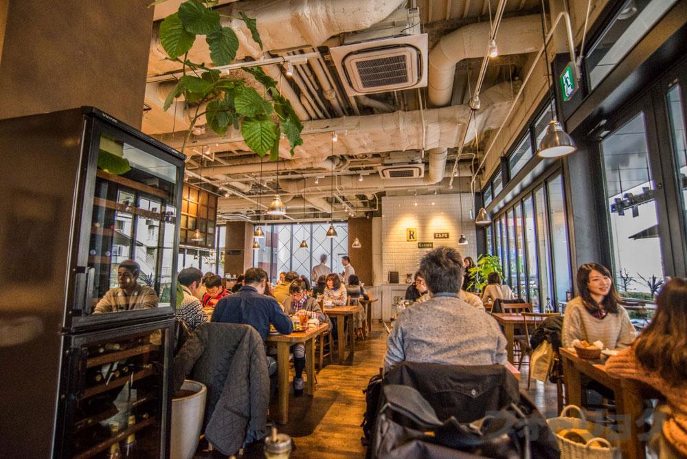 Royal Garden Cafe 青山 (ロイヤル ガーデンカ …