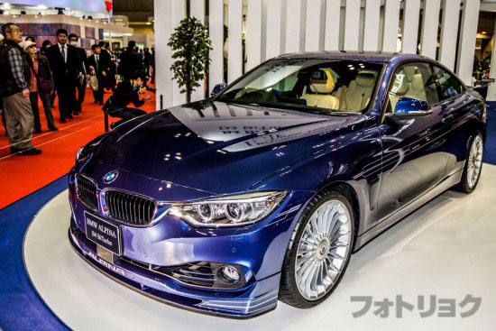 BMW Alpina B4 BiTurbo