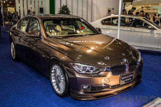 BMW Alpina D3 BiTurbo Limousine