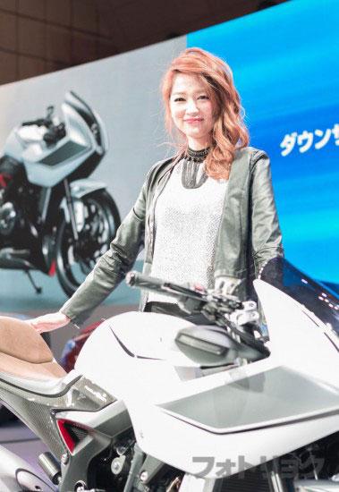 東京モーターショーコンパニオン4