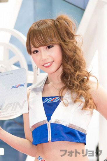 東京モーターショーコンパニオン12