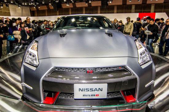 日産 GT-R ニスモ4