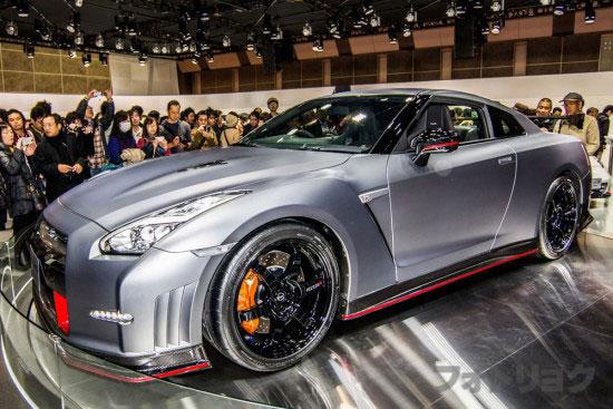 日産 GT-R ニスモ5