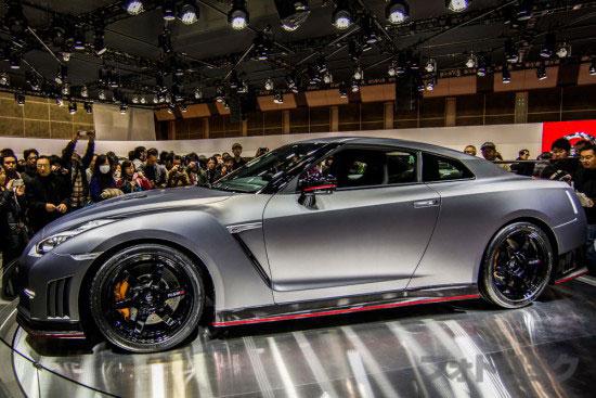 日産 GT-R ニスモ1