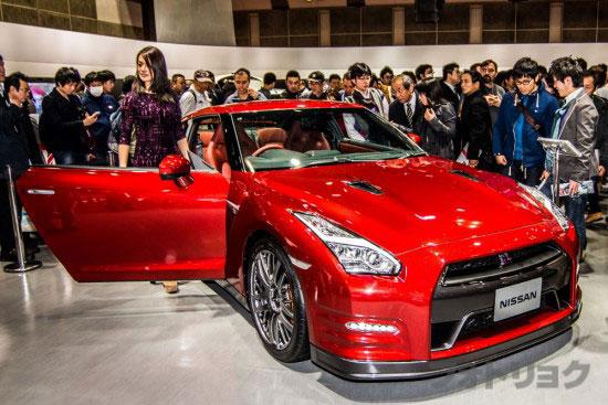 日産 GT-R 2014年マイナーチェンジモデル2