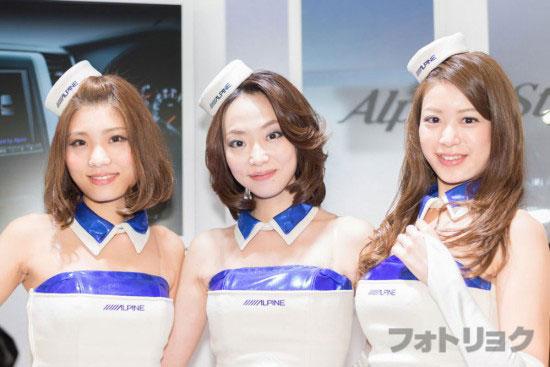 東京モーターショーコンパニオン21