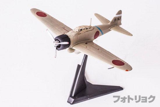 零戦21型宮部機3