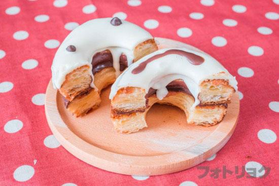 バンデロールクロナッツスマイルホワイトチョコレート2