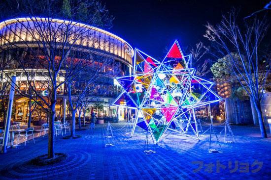 東京ドームシティイルミネーション