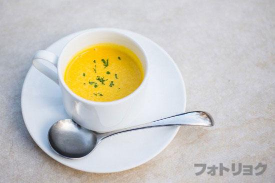 347かぼちゃスープ