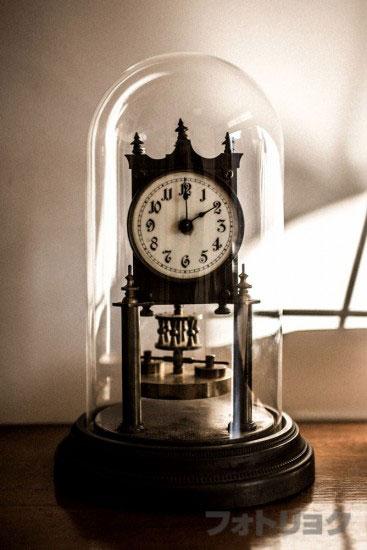 前川國男邸の時計