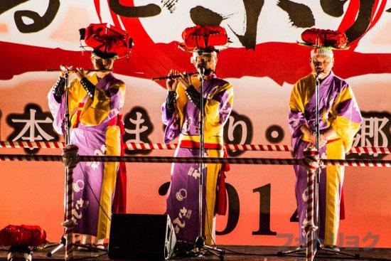 岩手県盛岡さんさ祭り4