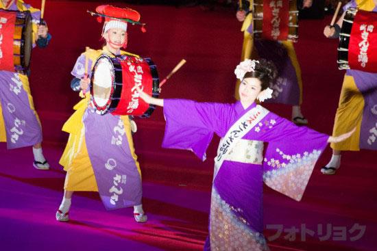 岩手県盛岡さんさ祭り3