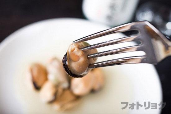 缶つま ムール貝の白ワイン蒸し風2