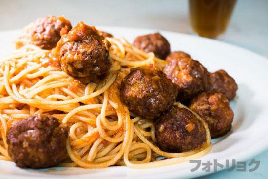 ミートボールスパゲティ2