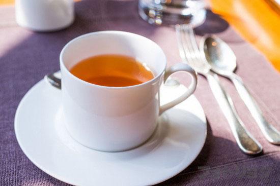 バニラの香りがする紅茶