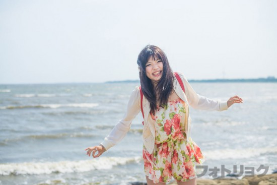 葛西臨海公園の海