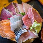 新宿タカマル鮮魚店2号館の和食ランチレビュー!