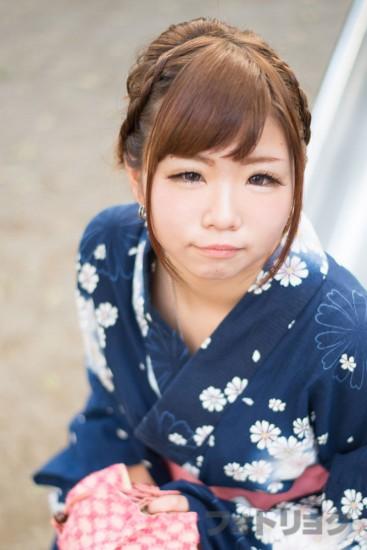 浴衣少女03