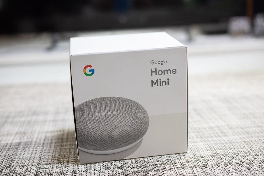 Mini google 使い方 home